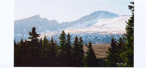 Mt .Bierdstart, May 16 2004