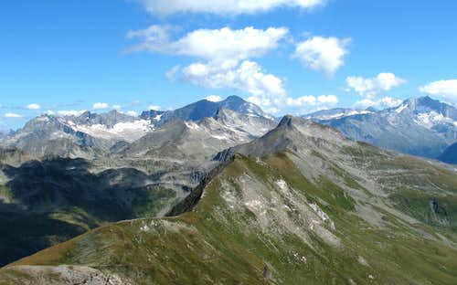 Geisselkopf (2974m), Austria