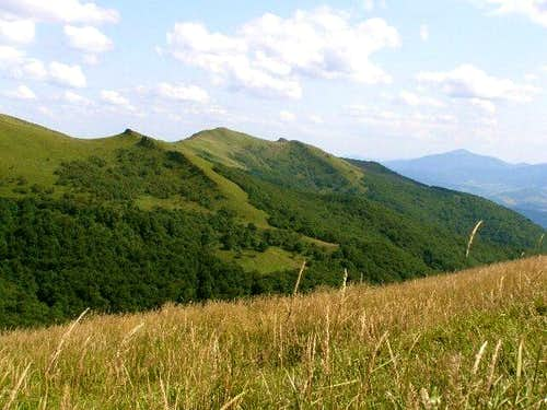 Mount Rozsypaniec (1280 m)