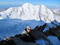 Myself on the ridge