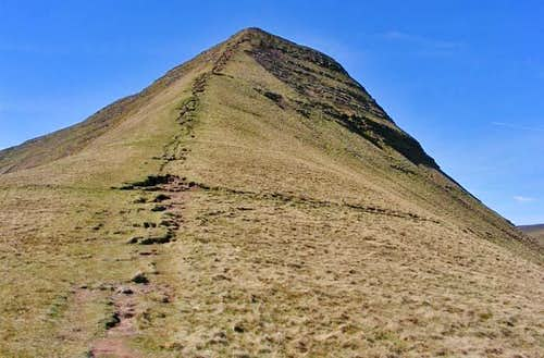 Cribyn North Ridge