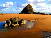 Boulders, Rocks and Pools Three Cliffs Bay