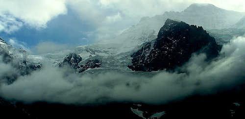 Jungfrau in Autumn 2009
