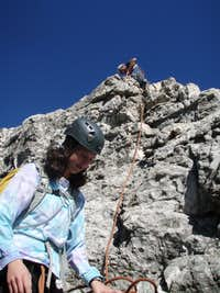 Seneca Rocks Summit