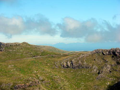 Port Hills Summits