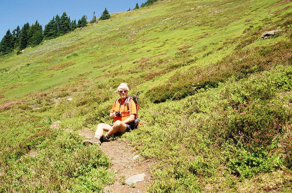 Goat Mountain Trail