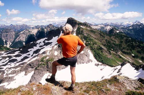 Summit View from West Peak