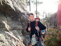 lovin life at Mt. Rushmore