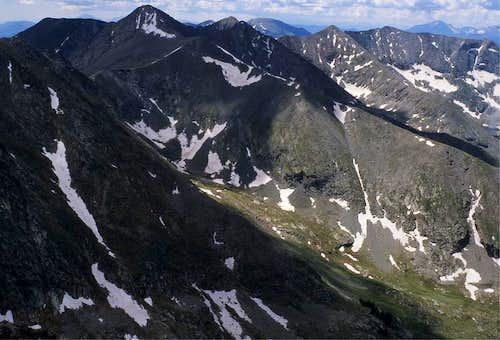 Tijeras Peak