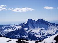 View of the Northwest Ridge....