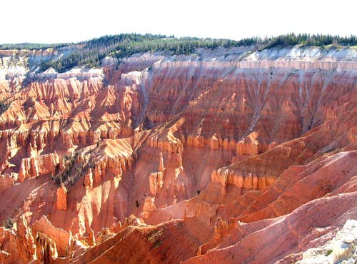 Dutton Peak & Bryce Canyon (UT)