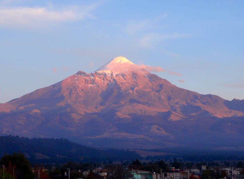 Citlaltepetl West Face