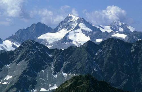 Hochgall / Collalto seen from...