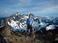 Me on the summit of Buckhorn...
