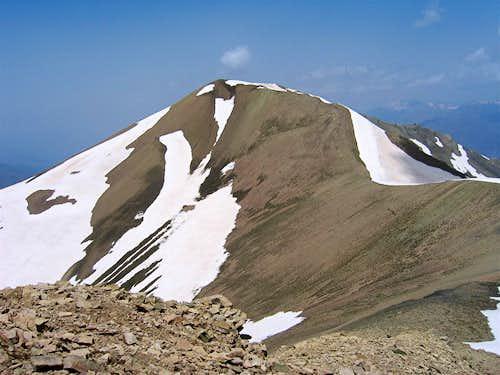 Taleghan Peak (Sefid Kootool)