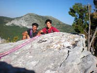 On top of the Escales