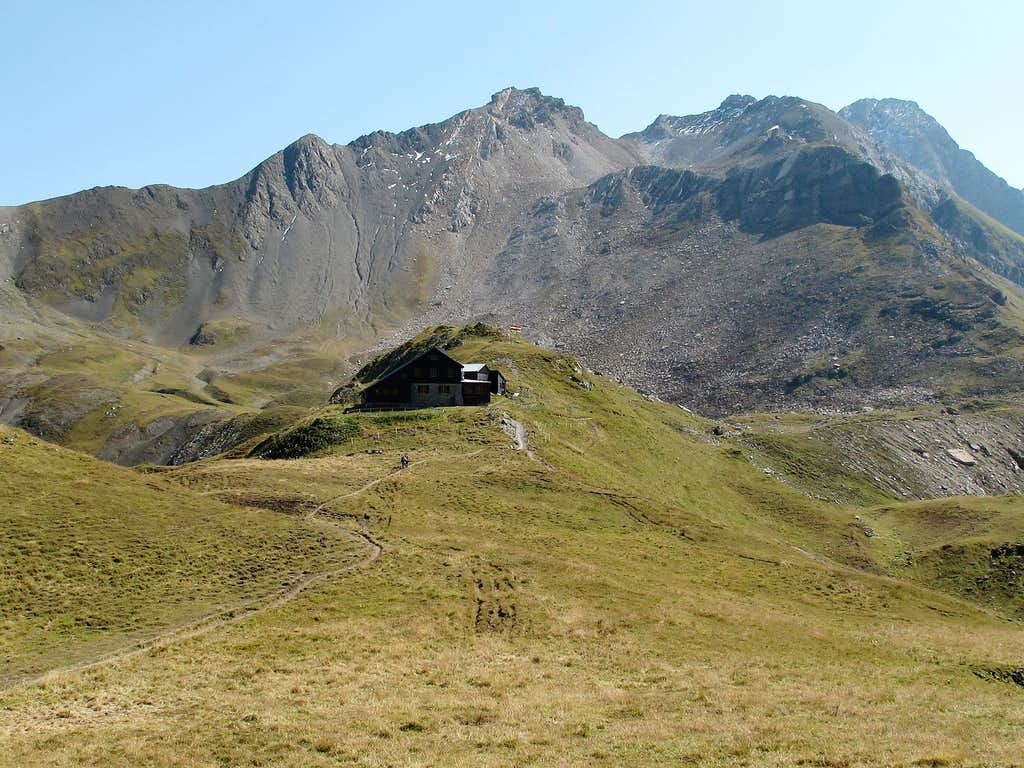 The Stuttgart hut