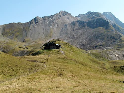 The Stuttgart hut
