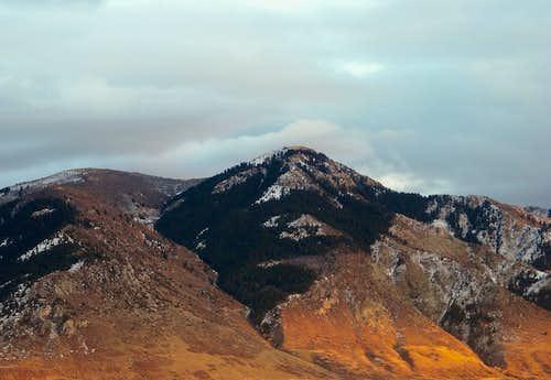 North Ogden view