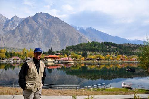 Autumn in Baltistan