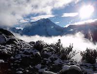Ranrapalca, Cordillera Blanca, Peru
