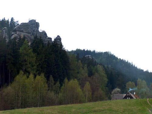 Adrspasské Skaly