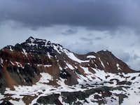 Vermillion Peak(left), Fuller...