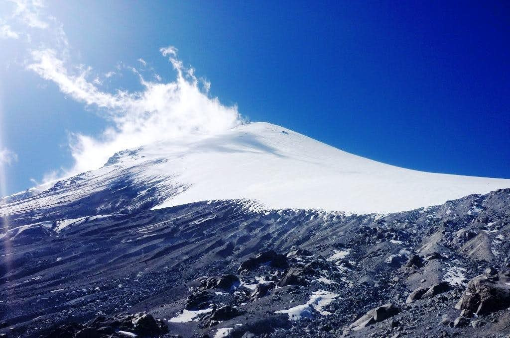 Pico de Orizaba, Nov-Dec \'09 and Jan \'10