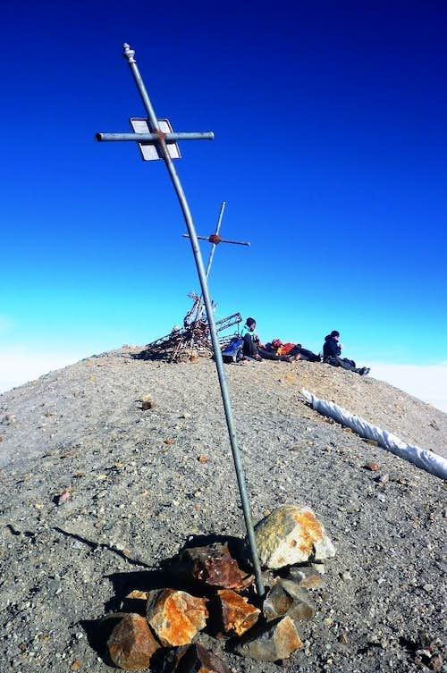 Summit crosses