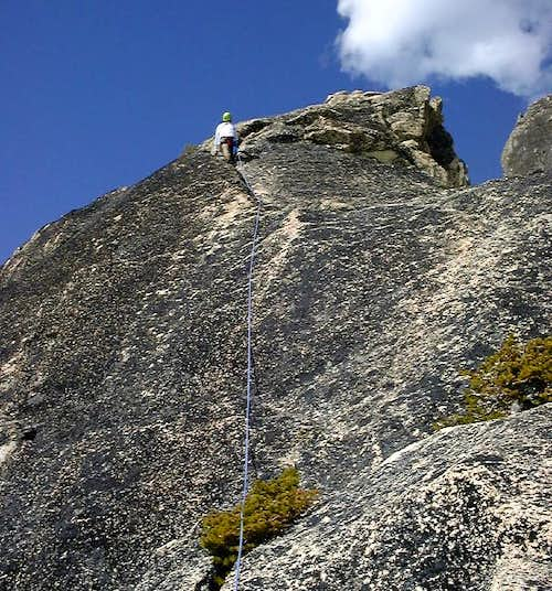 Southwest Buttress / Rib