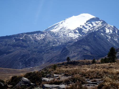 Piedre Grande and Orizaba