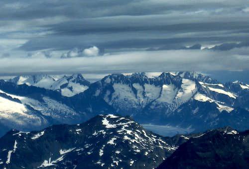 Bernese Alps Panorama