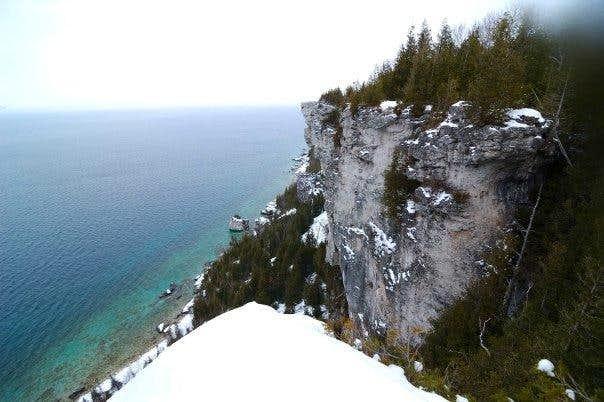 Lions Head, Ontario (Winter)