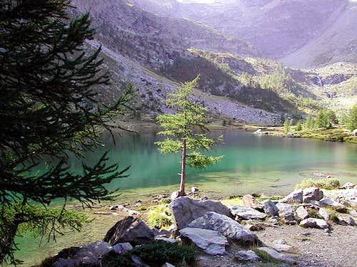 Lac d'Arpy 2066 m