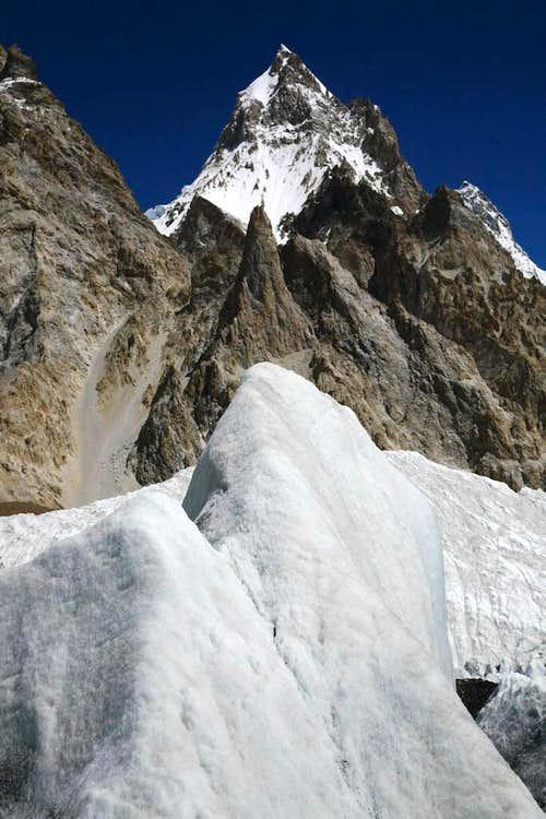 Gasherbrum-III (7952-M), Karakoram, Pakistan