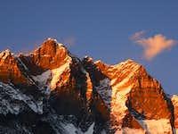 Lhotse, Lhotse Middle, Lhotse Shar