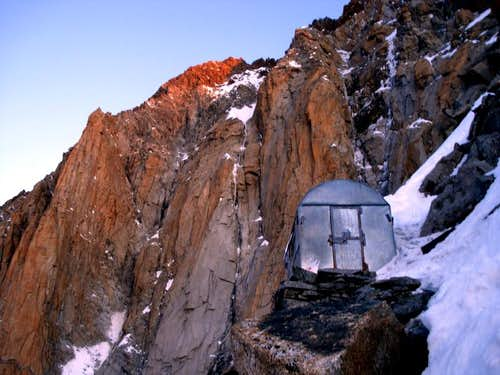 Alpine BIVOUACS in the Aosta Valley  (Veny Valley)