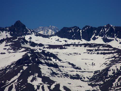 The volcano Tupungato