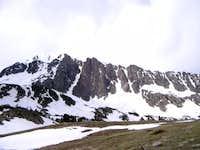 Koch Peak from the east.