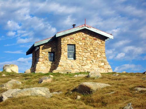 Seamans Hut (Mt Kosciuszko)