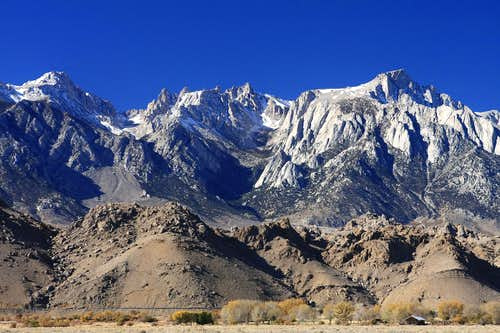 Alabama Hills From Afar