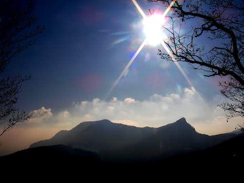Monte Minisfreddo & Poncione di Ganna