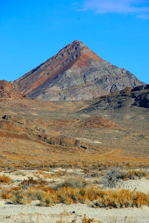 Rishel Peak.