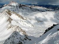 Uncompahgre from Wetterhorn