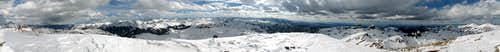 Wetterhorn Summit 360
