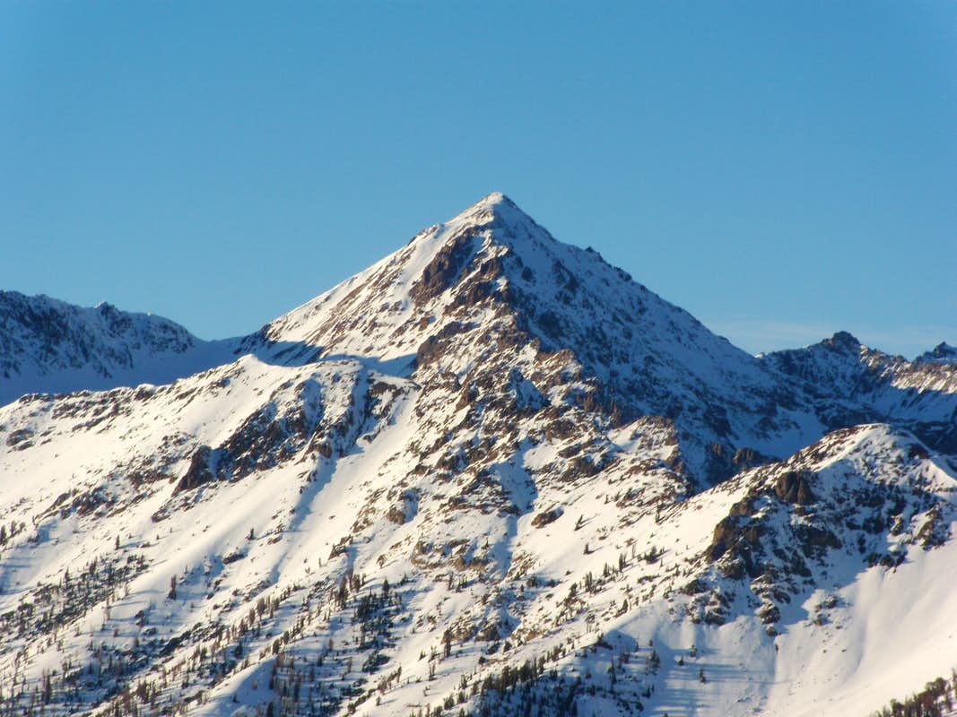 Glassford Peak