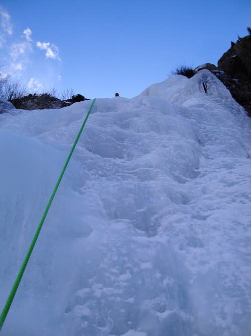 2nd Gully Ice