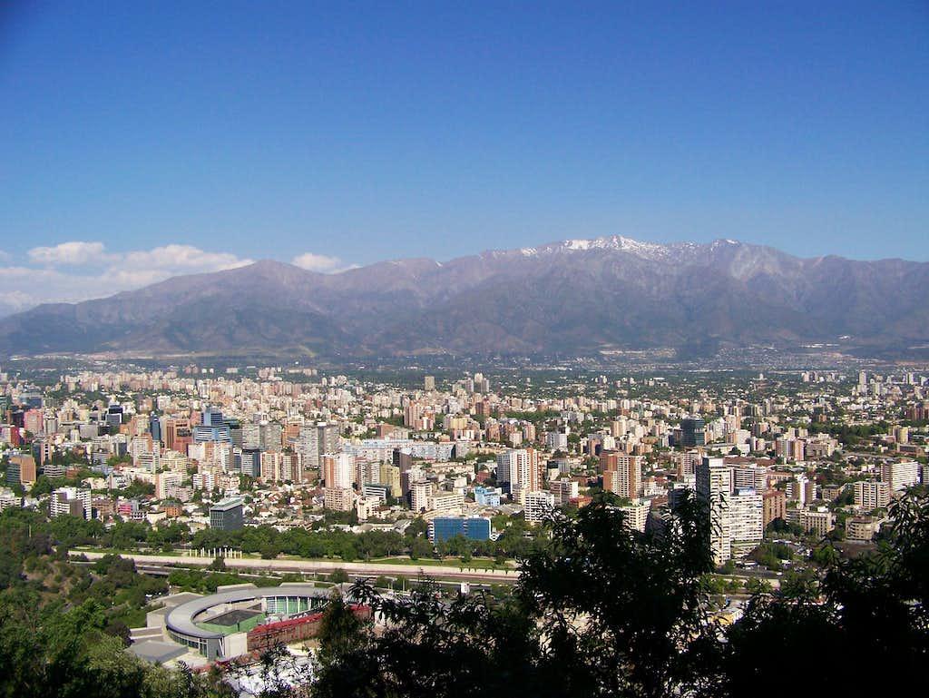 Sierra de Ramón