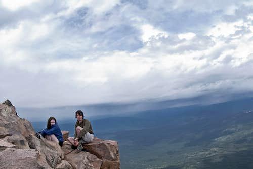 McLoughlin's Summit