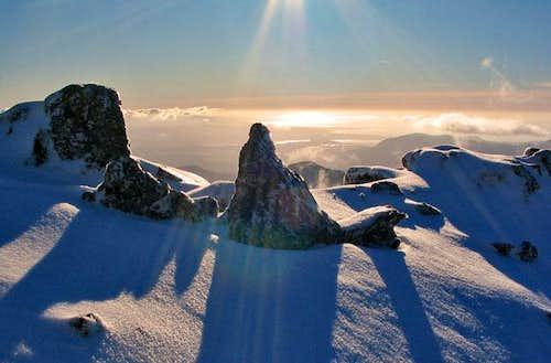 My First Snowdonian Winter